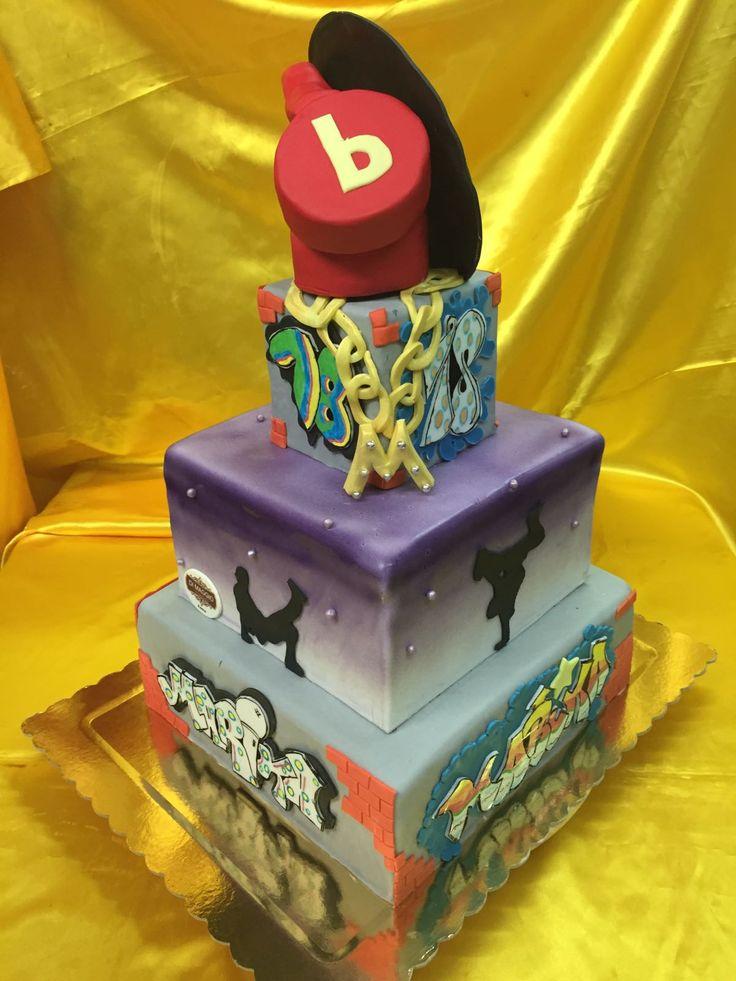 cake disco hip hop