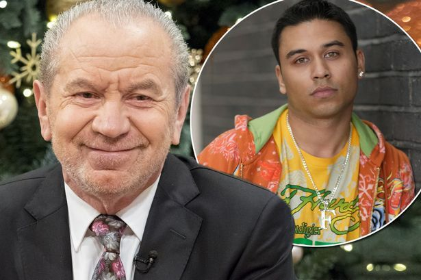 EastEnders' Fatboy actor Ricky Norwood delighted after Lord Alan Sugar addresses his shock Boxing Day departure - Mirror Online