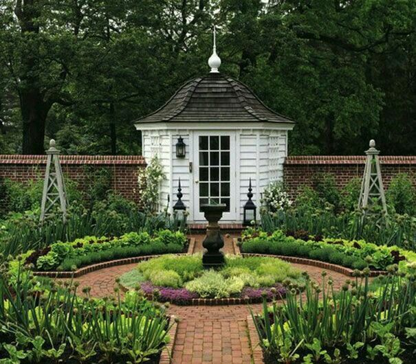 Formal Garden Design Idea: 1000+ Ideas About Formal Gardens On Pinterest