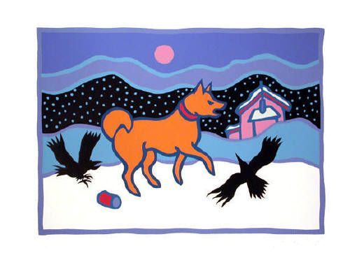 Snowdog, Ted Harrison
