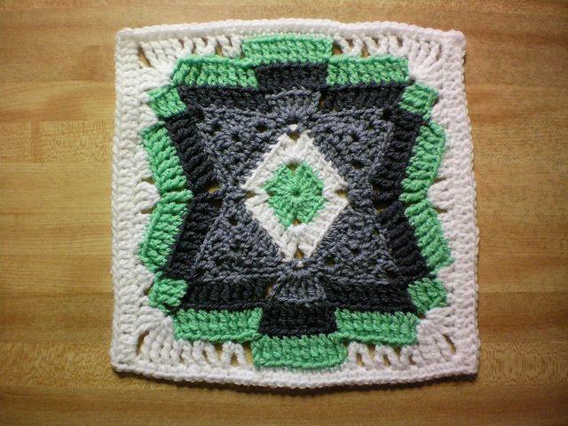 Navajo Afghan Crochet Directions