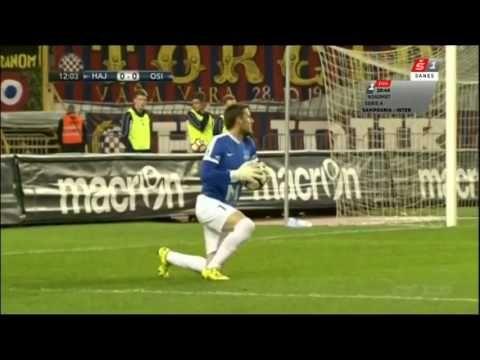 HNK Hajduk Split vs NK Osijek - http://www.footballreplay.net/football/2016/10/30/hnk-hajduk-split-vs-nk-osijek/