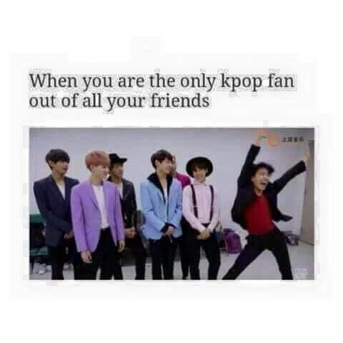 Or just on a totally higher level of love for Kpop lol