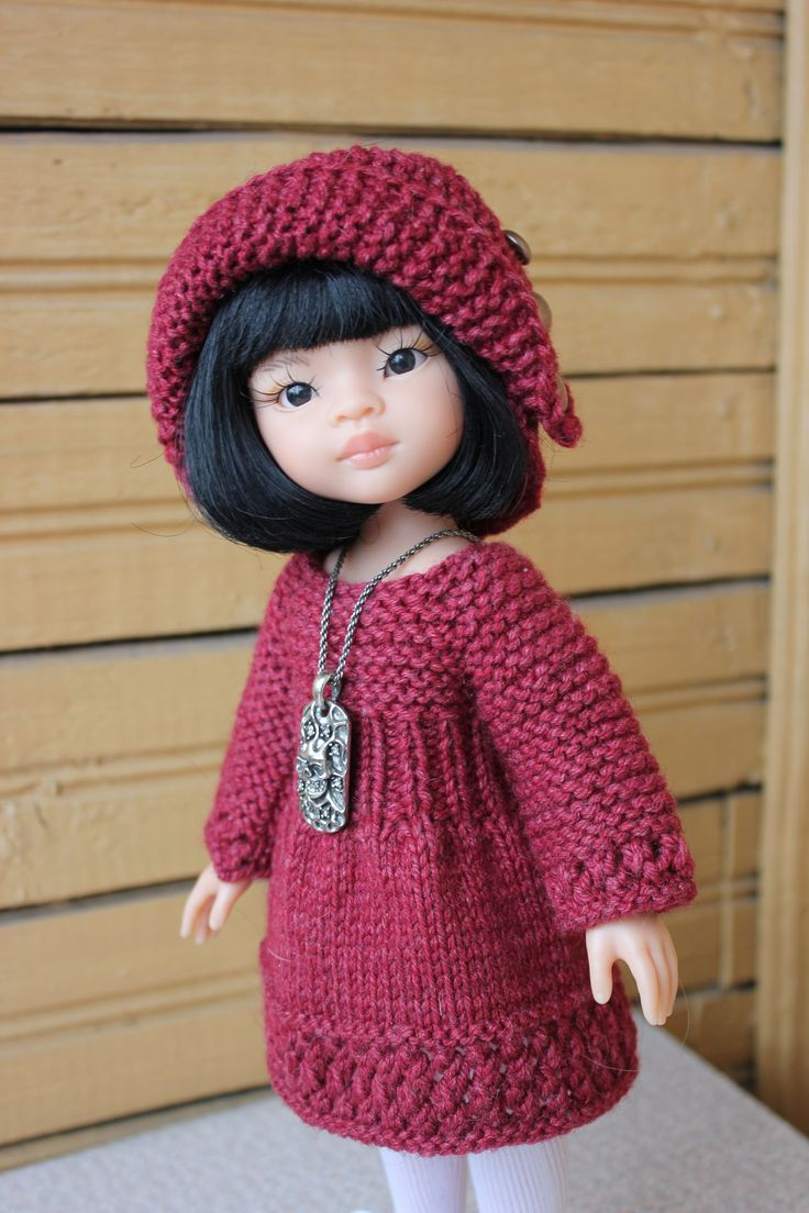 Испанские куклы Paola Reina   VK