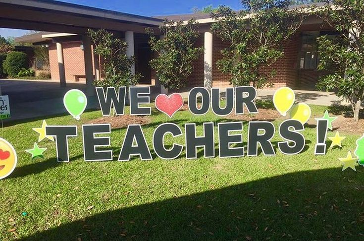 """18 Likes, 8 Comments - Sign Gypsies NOLA (@signgypsiesnola) on Instagram: """"ATTENTION PTA MEMBERS! Let your teachers feel extra special during teacher appreciation week!  What…"""""""