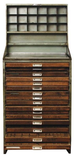 "intage french ""type"" storage cabinet - ABC Carpet & Home from store: Abchome. Use as a jewerly armoire!!"