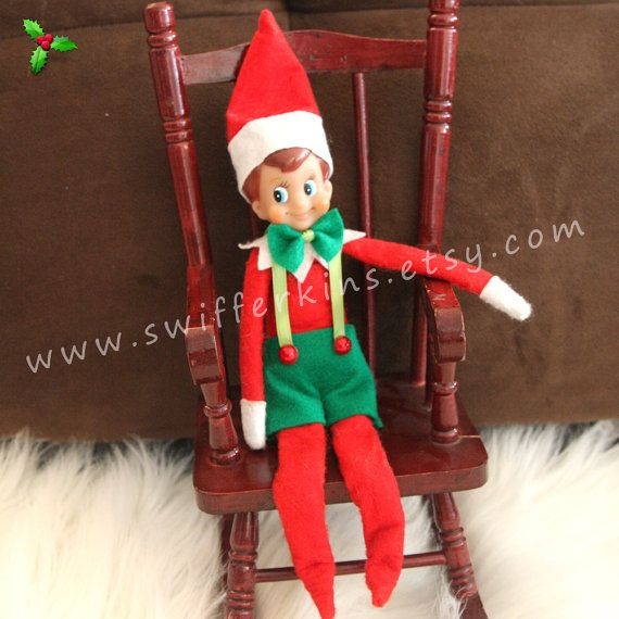 Elf on the shelf clothes. Christmas elf by KikisKreationsprops