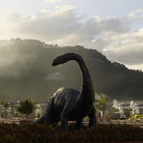 Anouk Steketee Dinosaur