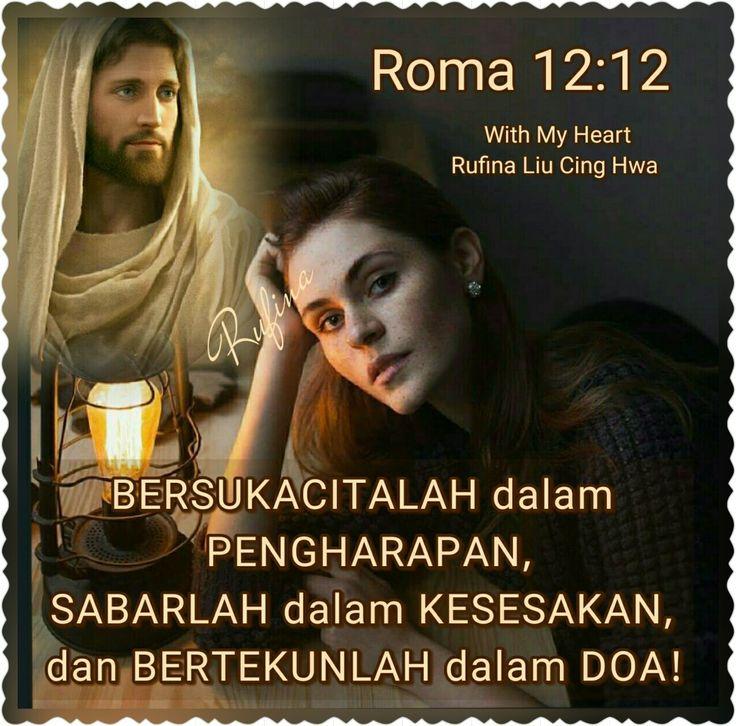 With My Heart ✨... :» •ღღ• Good Night •ღღ• ~ ~  Kolose 1:23 (TB)  Sebab itu kamu harus bertekun dalam iman, tetap teguh dan tidak bergoncang, dan jangan mau digeser dari pengharapan Injil, yang telah kamu dengar dan yang telah dikabarkan di seluruh alam di bawah langit, dan yang aku ini, Paulus, telah menjadi pelayannya.
