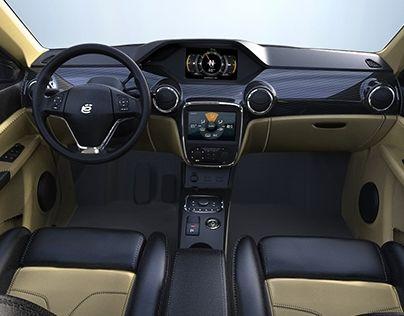 "Check out new work on my @Behance portfolio: ""YO-crossback EV interior"" http://on.be.net/1OuY77W"