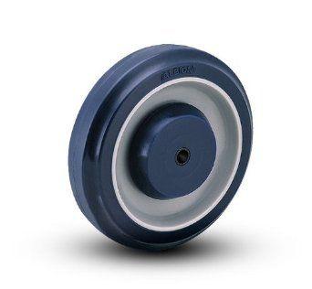 Rueda para carro de supermercado ruedas y rodajas para for Ruedas industriales antiguas para muebles