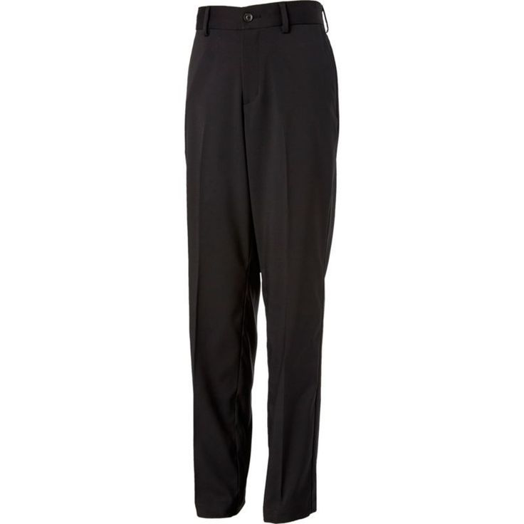 Slazenger Boys' Country Club Golf Pant, Size: Medium, Black #GolfPants