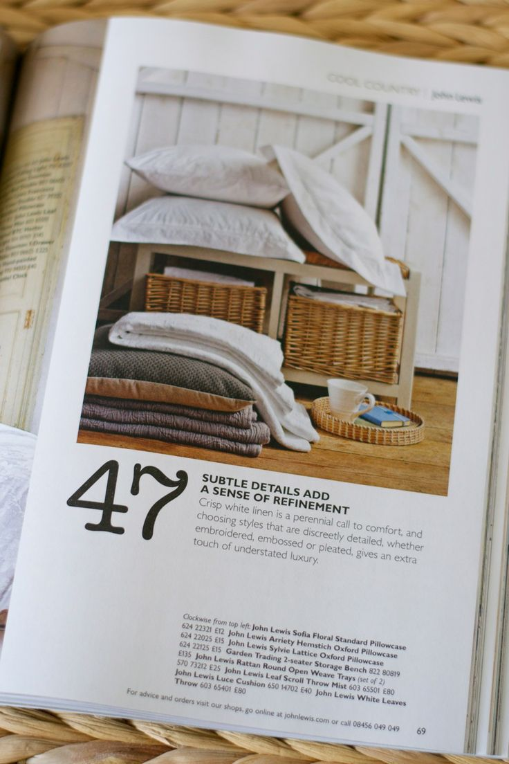 Mr mr mr mr price home catalogue 2014 - From The New John Lewis Home Catalogue