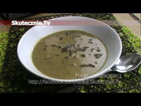 Zupa grzybowa (z suszonych grzybów) :: Skutecznie.Tv [HD] - YouTube