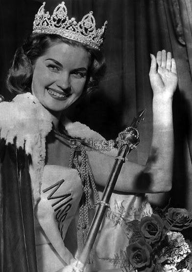 Penny Coelen Miss World of 1958 (South Africa)