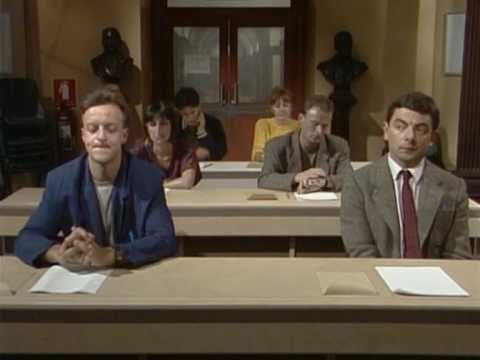Mr. Bean taking Exam (High Quality)- Expected and Unexpected Social Thinking  Pinned by @mhkeiger. #socialthinking
