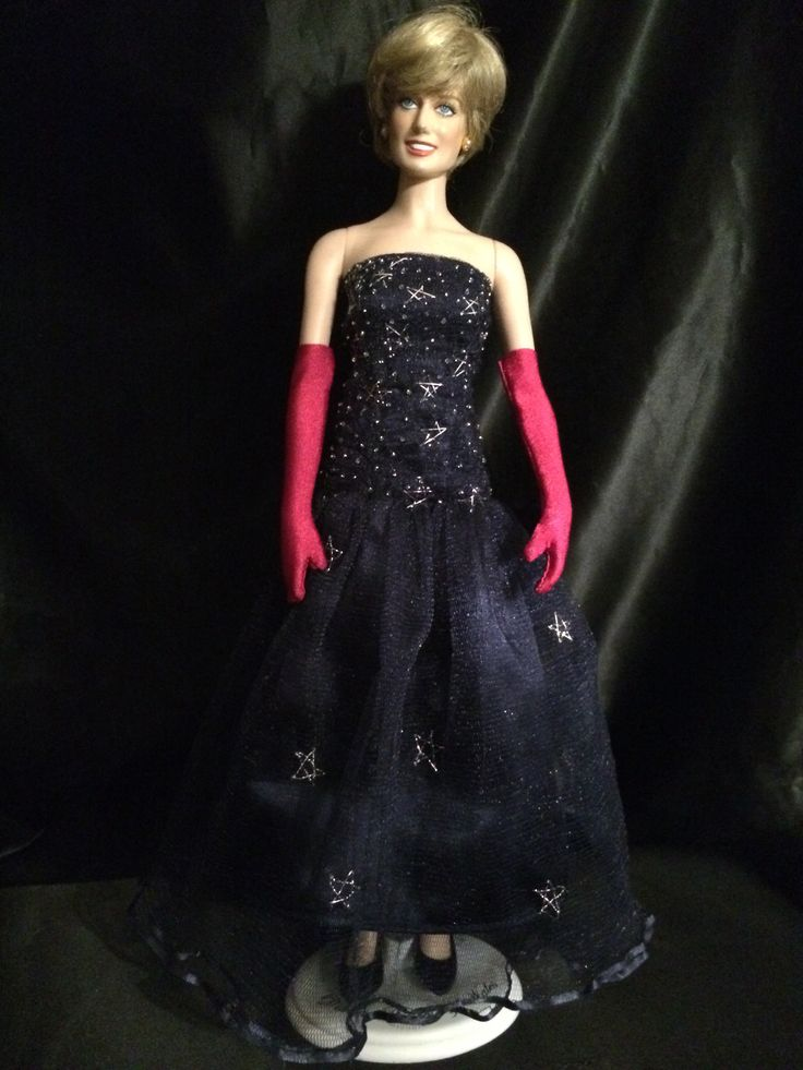 33 best Princess Diana Replicas images on Pinterest   Barbie doll ...