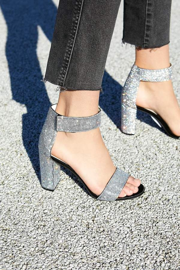 Jeffrey Campbell Sparkle And Shine Heel