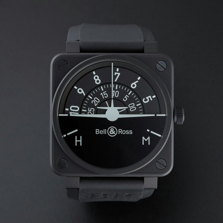 BELL & ROSS TURN COORDINATOR AUTOMATIC // LIMITED EDITION // BR01-92-STC // PRE-OWNED