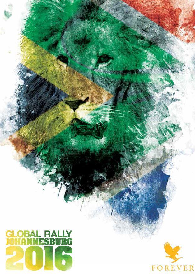 Prossimo Global Rally 2016... Johannesburg! Il Global Rally è senza dubbio uno degli eventi Forever più memorabili ed emozionanti. Unisciti alla famiglia globale Forever!