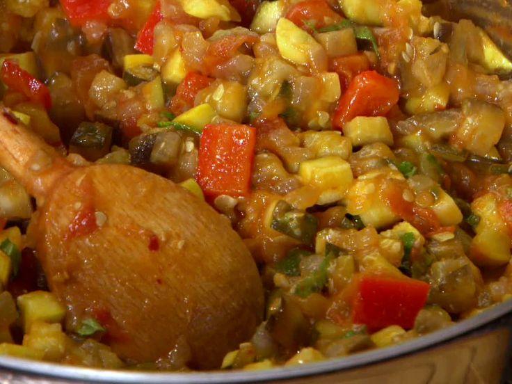 Eggplant Ratatouille Recipe Food Network