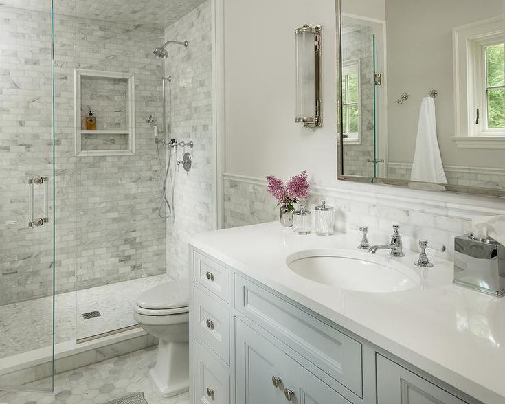 Best 25+ Gray Bathrooms Ideas On Pinterest