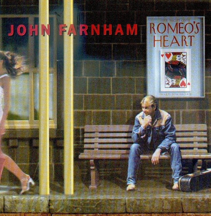 John Farnham - Romeo´s heart
