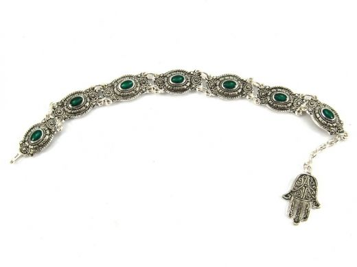 Arabic bracelet http://www.etnobazar.pl/search/ca:bizuteria-i-dodatki?limit=128