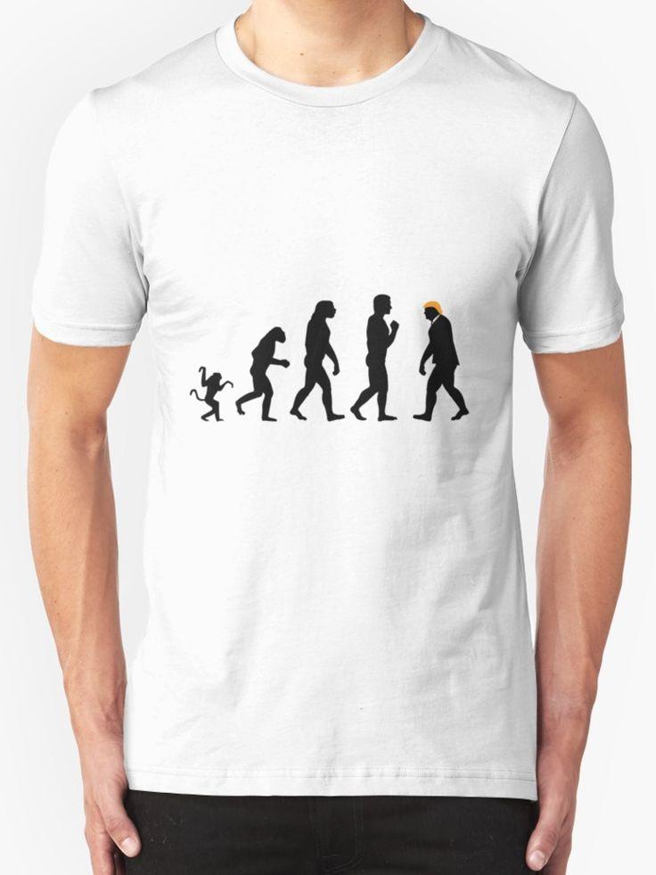 Trump evolution II by handcraftline