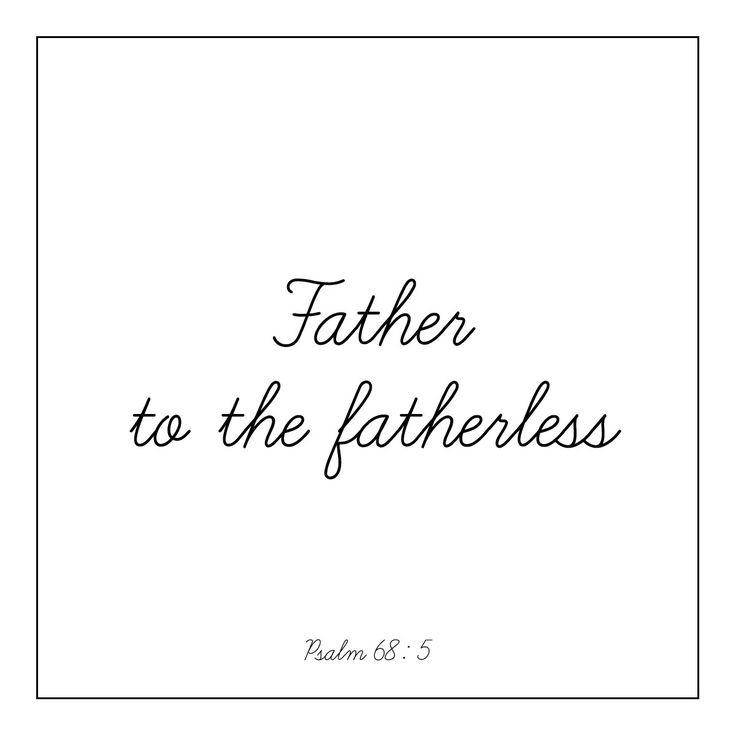 Psalm 68:5