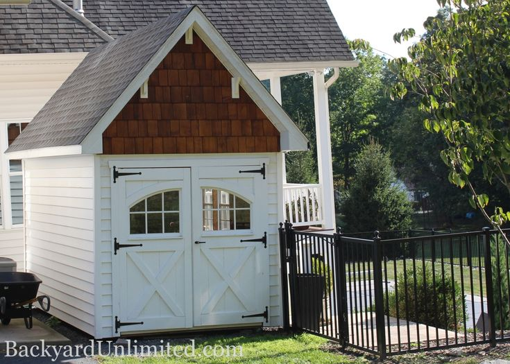 12 X16 Craftsman Shed With Lap Siding Carriage House Doors With Pinion Hinges 9 Lite Wood Windows Shutters Carriage House Doors Gable House Craftsman Sheds