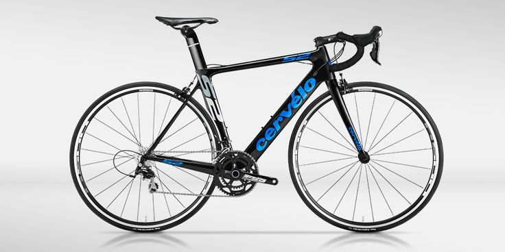 The S2 pioneered carbon aero road bicycles