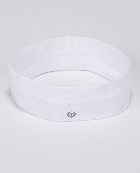 I really want some of these Lululemon headbands!