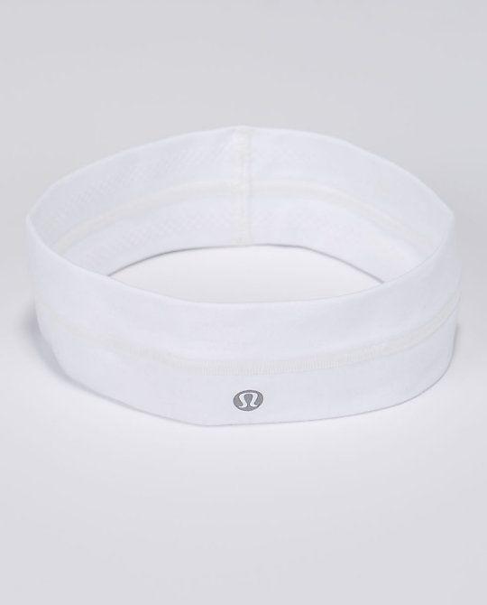 I really want some of these Lululemon headbands!