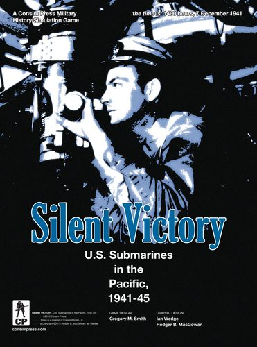 Silent Victory: U.S. Submarines in the Pacific, 1941-45 | Image | BoardGameGeek