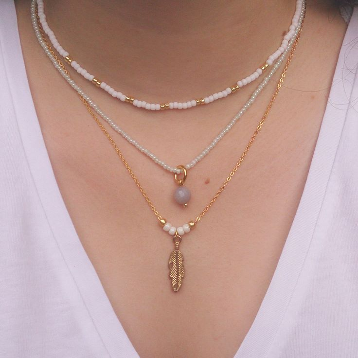 Atelier Balila short necklaces