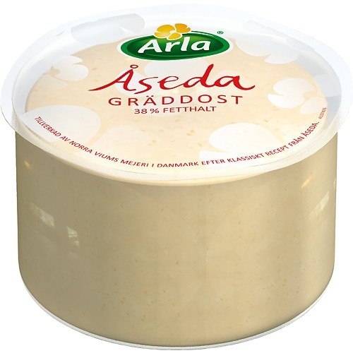Åseda Gräddost 38%  Käse