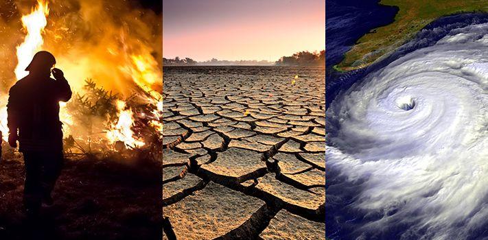 globális klímaváltozás