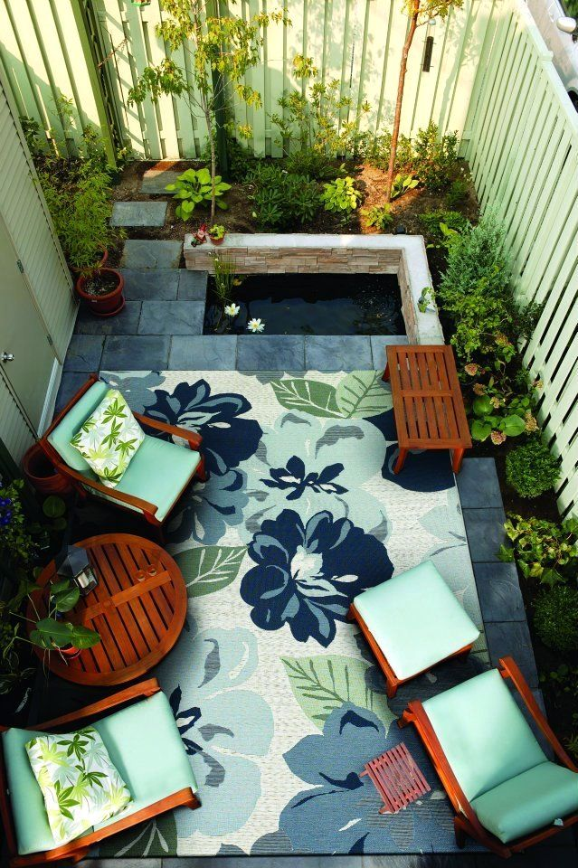 38 Patio Layout Design Ideas You Don T Want To Miss Small Patio