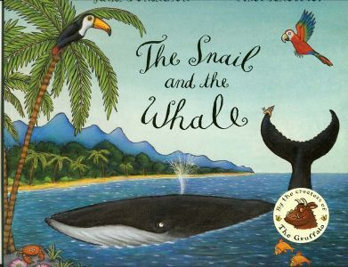 the snail and the whale, such a great children's book
