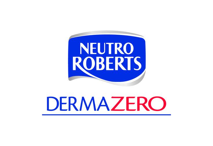 Product logo design Dermazero