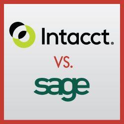 Intacct vs Sage