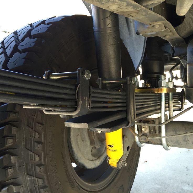 Chevy Lift Kits >> New Old Man Emu suspension, Dakars, All-Pro ubolt flip kit, and Wheelers Super Bumpstops ...