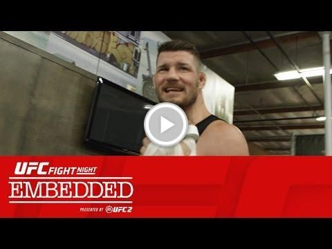 Free  Video -  UFC Fight Night London Embedded: Vlog Series - Episode 1
