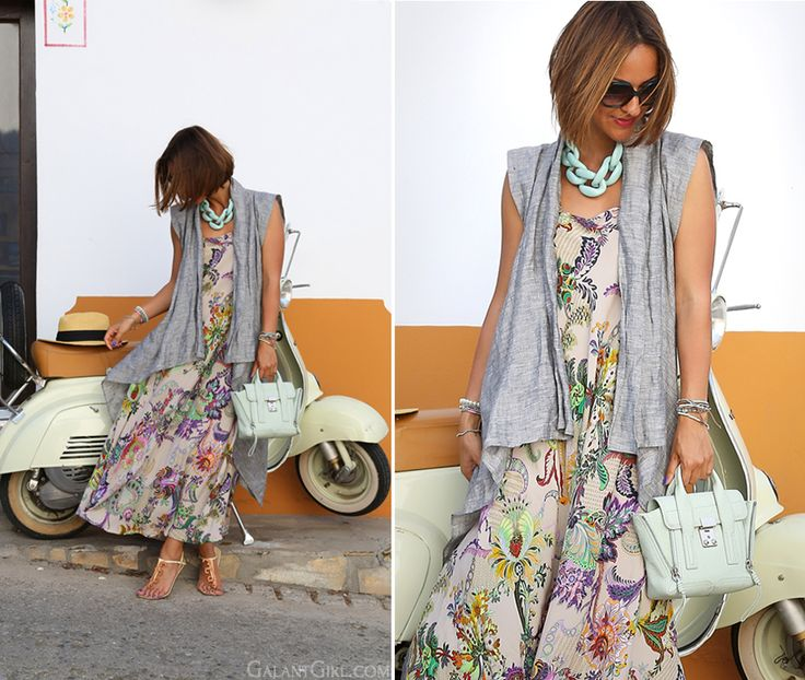 summer dress and 3.1 phillip lim pashli