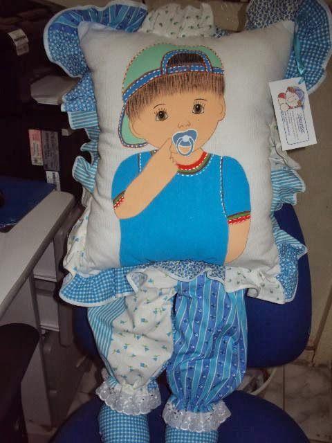 almofada de boneca pintada solana salmia - Buscar con Google