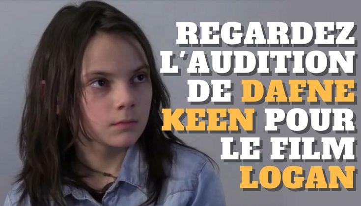 Découverte grâce à son rôle de Laura au côté de Hugh Jackman et Patrick Stewart, la jeune Dafne Keen a impressionné les deux acteurs lors de son audition que la 20th Century Fox a mise en ligne.