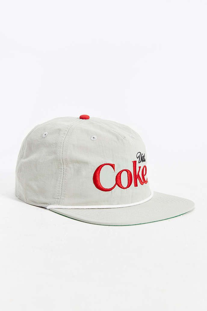 Diet Coke Crushable Snapback Hat Urban Outfitters