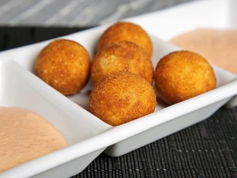croquetas de jamon serrano | Tapas, appetizers and bites ...  croquetas de ja...