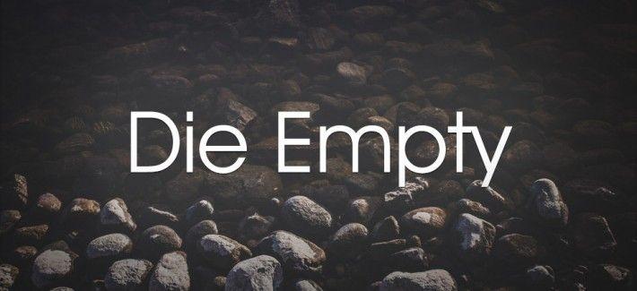 die empty - Google-Suche
